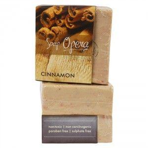 Buy Soap Opera Spice Soap - Cinnamon - Nykaa