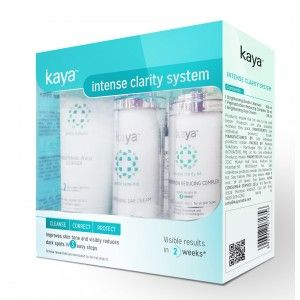 Buy Kaya Intense Clarity System Kit  - Nykaa