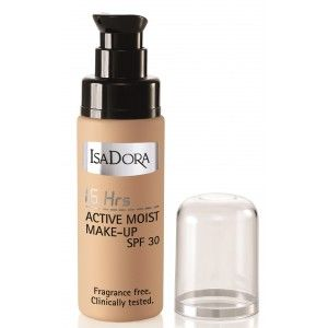 Buy IsaDora 16hr Active Moist Makeup Foundation SPF 30 - Nykaa