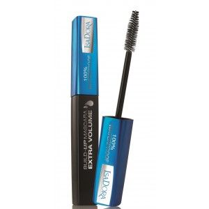 Buy IsaDora Build-Up 100% Waterproof Extra Volume Mascara - Nykaa