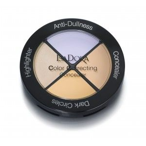 Buy IsaDora Color Correcting Concealer - Nykaa