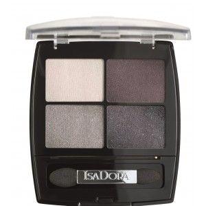 Buy IsaDora Eye Shadow Quartet - Nykaa