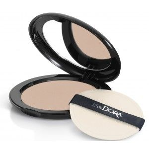 Buy IsaDora Velvet Touch Compact Powder - Nykaa