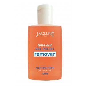 Buy Jaquline USA Time Out Nail Polish Remover - Nykaa