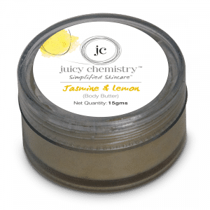 Buy Juicy Chemistry Jasmine & Lemon (Body Butter) - Nykaa