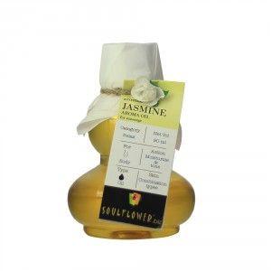 Buy Soulflower Jasmine Aroma Massage Oil - Nykaa