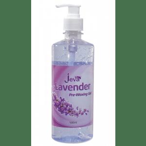 Buy Jeva Pre Waxing Gel - Lavender - Nykaa