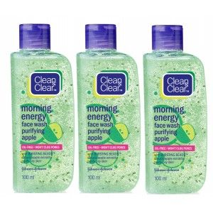 Buy Clean & Clear Morning Energy Combo - Purifying Apple - Nykaa