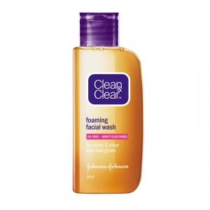 Buy Clean & Clear Foaming Face Wash - Nykaa
