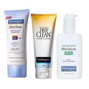 Buy Neutrogena Oily Skin Protection Regime - Nykaa