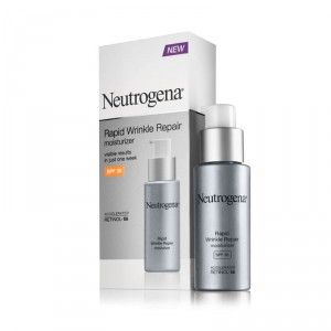 Buy Neutrogena Rapid Wrinkle Repair Moisturizer SPF 30 - Nykaa