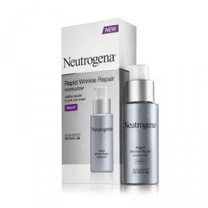 Buy Neutrogena Rapid Wrinkle Repair Night Moisturizer - Nykaa