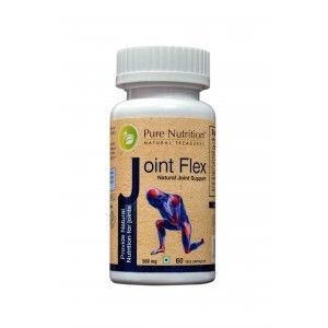 Buy Pure Nutrition Joint Flex 60 Capsules - Nykaa