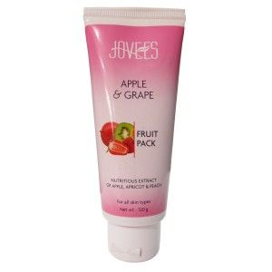 Buy Jovees Apple & Grape Fruit Pack - Nykaa