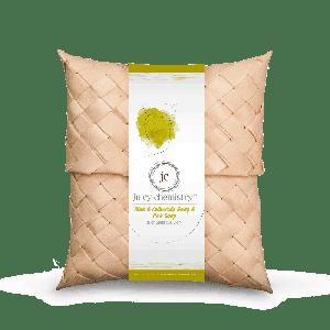 Buy Juicy Chemistry Aloe & Calendula Body And Hair Soap (For Sensitive Skin) - Nykaa