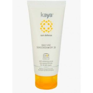 Buy Kaya Daily Use Sunscreen + SPF 30 - Nykaa