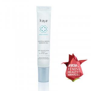 Buy Kaya Lighten And Smooth Under Eye Gel - Nykaa