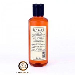 Buy Khadi Natural Sandalwood Massage Oil - Nykaa