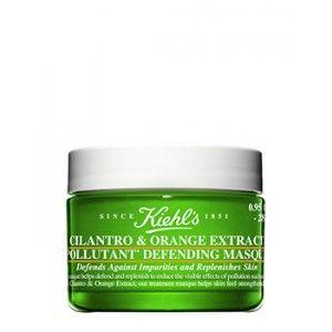 Buy Kiehl's Cilantro & Orange Extract Pollutant Defending Masque - Nykaa