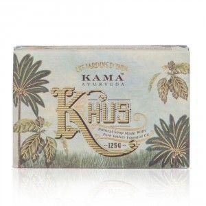 Buy Kama Ayurveda Natural Khus Soap - Nykaa