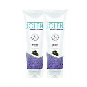 Buy Jolen Grape Water Face Wash Twin Pack - Nykaa