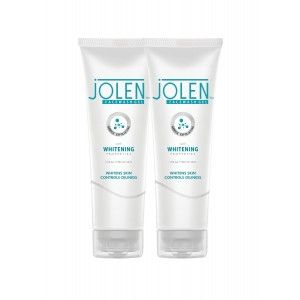 Buy Jolen Whitening Face Wash Twin Pack - Nykaa