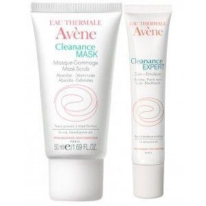 Buy Avene Treat & Purify Kit - Nykaa