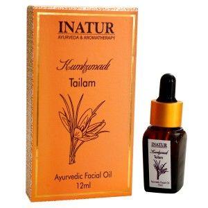 Buy Inatur Kumkumadi Tailam Ayurvedic Facial Oil - Nykaa