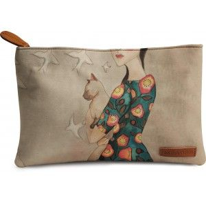 Buy DailyObjects La Reverie Carry-All Pouch Medium - Nykaa