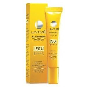 Buy Lakme Sun Expert Fairness + UV Lotion SPF 50 PA+++ - Nykaa