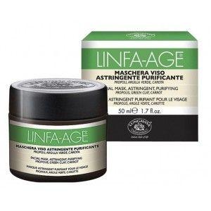 Buy Bottega Di Lungavita Linfa Age Purifying Facial Mask - Nykaa