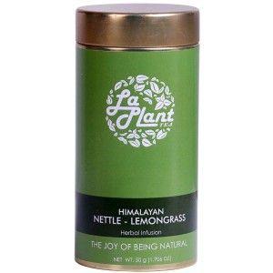 Buy LaPlant Himalayan Nettle Lemongrass - 50 Gm  - Nykaa