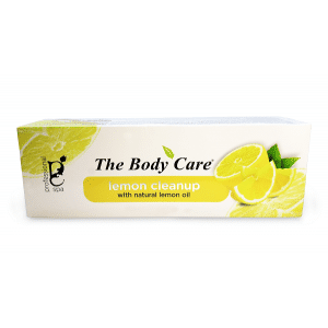 Buy The Body Care Lemon Cleanup With Natural Lemon Oil Kit - Nykaa