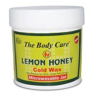 Buy The Body Care Lemon Honey Cold Wax - Nykaa