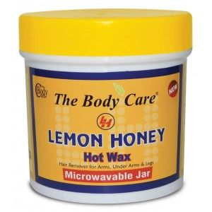 Buy The Body Care Lemon Honey Hot Wax - Nykaa