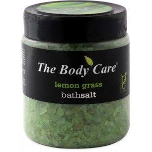 Buy The Body Care Lemon Grass Bathsalt - Nykaa