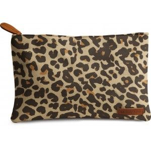 Buy DailyObjects Leopard Print Carry-All Pouch Medium - Nykaa
