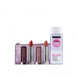 Buy Maybelline New York Nude Lips Kit - Nykaa