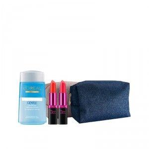 Buy L'Oreal Paris Peach Lips Kit - Nykaa