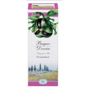 Buy Bottega Di Lungavita Linea Casolare Green Tea Bath & Shower Gel - Nykaa
