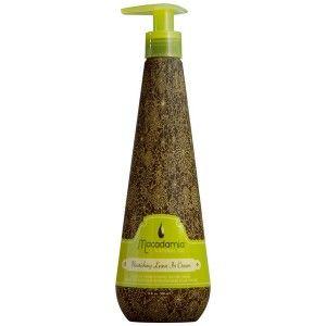 Buy Macadamia Natural Oil Nourishing Leave In Cream - Nykaa