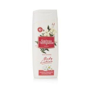 Buy Swiss Tempelle Whitening  Body Lotion - Nykaa