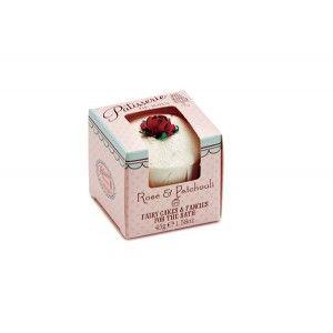 Buy Patisserie de Bain Rose & Patchouli Bath Fancy  - Nykaa