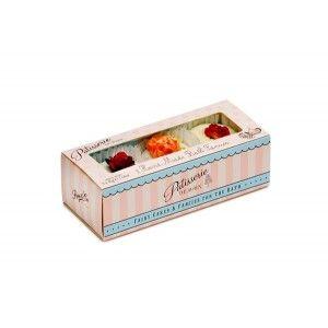 Buy Patisserie de Bain Handmade Bath Fancies Trio Gift Box - Nykaa