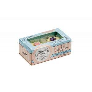 Buy Patisserie de Bain Bath Tartlettes Cafe Paris - 2 Pieces - Nykaa