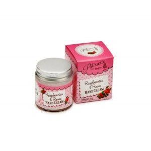 Buy Patisserie de Bain Raspberries & Roses Hand Cream Jar  - Nykaa