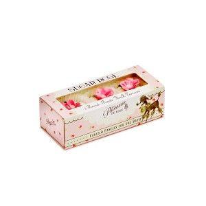 Buy Patisserie de Bain Sugar Rose Bath Fancies - 3 Pieces - Nykaa