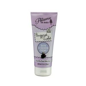 Buy Patisserie de Bain Sugared Violet Bath & Shower Creme  - Nykaa