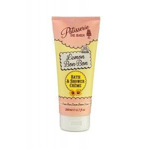 Buy Patisserie de Bain Lemon Bon-Bon Bath & Shower Creme  - Nykaa