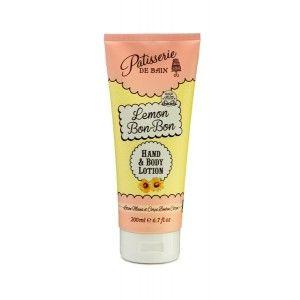 Buy Patisserie de Bain Lemon Bon-Bon Hand & Body Lotion  - Nykaa
